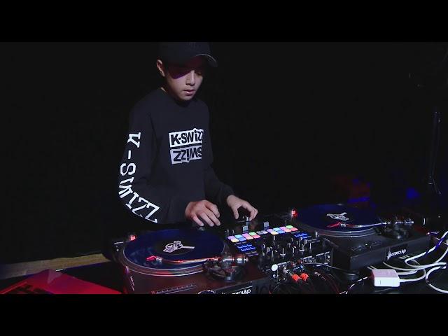 DJ K-Swizz (New Zealand) - IDA WORLD 2017 Technical Category Finals set 1