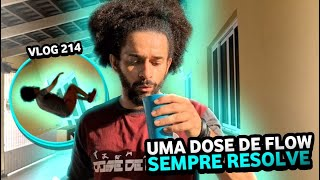 214 - Sertanejo vs Dose de flow (aprendendo movimento novo)