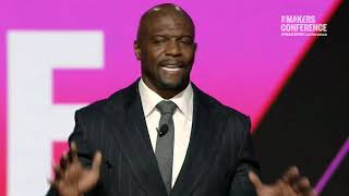 Terry Crews | Tнe 2019 MAKERS Conference