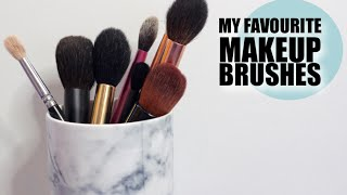 My Favourite Makeup Brushes | Lily Pebbles