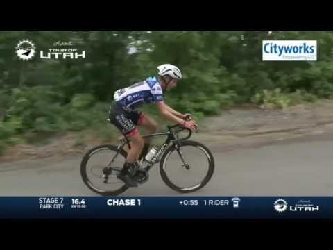 Tour of Utah 2016 Stage 7 HD Final Kilometers