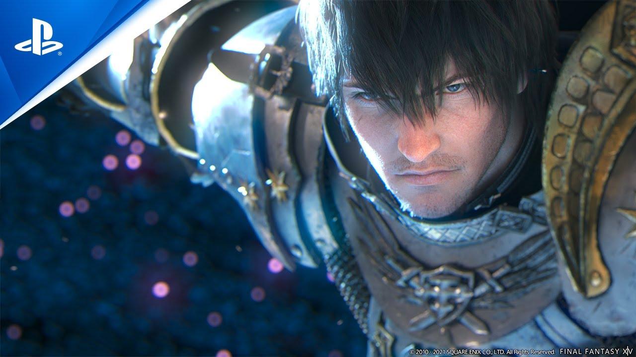 Final Fantasy XIV: Endwalker - Full Cinematic Trailer | PS5, PS4