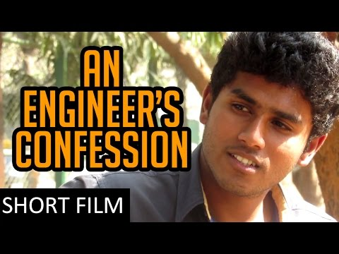 An Engineer's Confession (Tamil) - Short Film | Ten Entertainment
