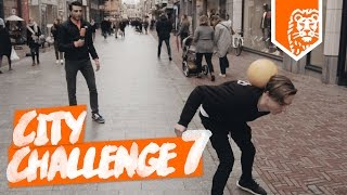 CITY CHALLENGE met TOUZANI – ALKMAAR