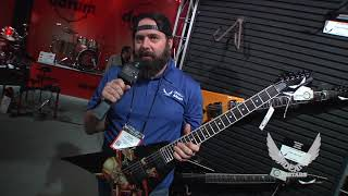 NAMM 2018 Dean guitars-Dave Mustaine VMNT Killing is my Business