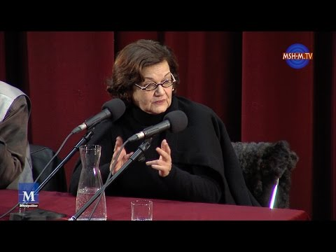 Agora des Savoirs - Elisabeth Roudinesco - Sigmund Freud en son temps et dans le nôtre