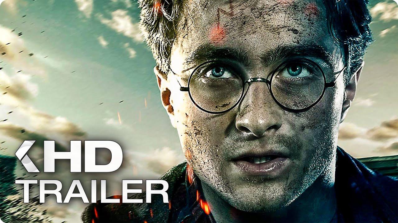 Harry Potter Trailer German Deutsch 2016 Youtube