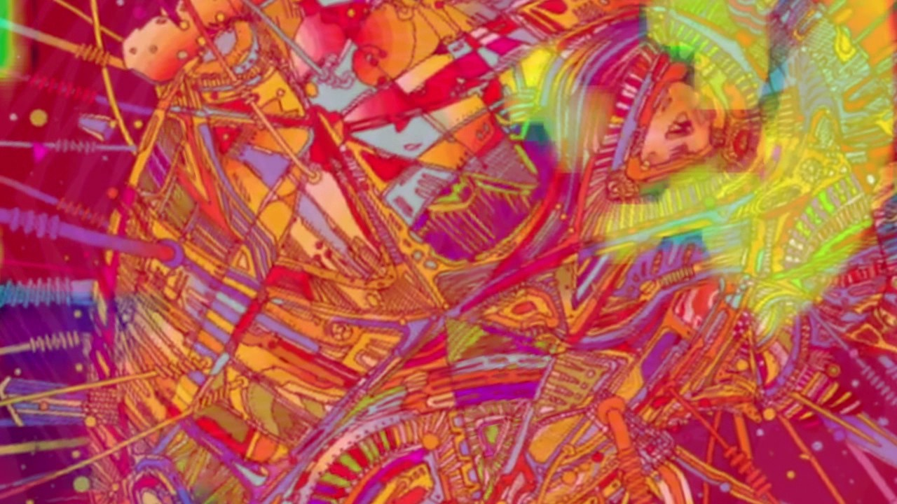 Trippy videos to watch on acid