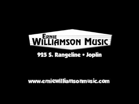 Ernie Williamson Music   Chops TV Commercial