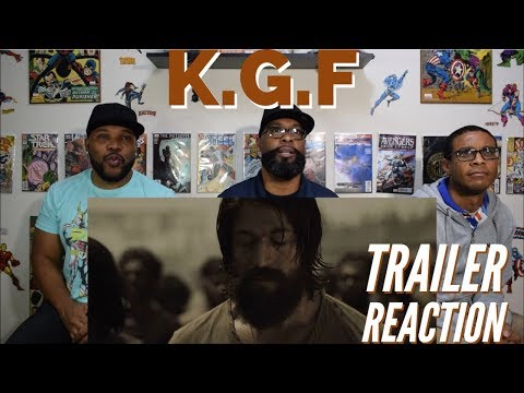 K.G.F Trailer Reaction