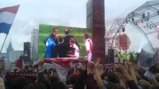 Ajax Kampioen 2010-2011, Dit is mijn club