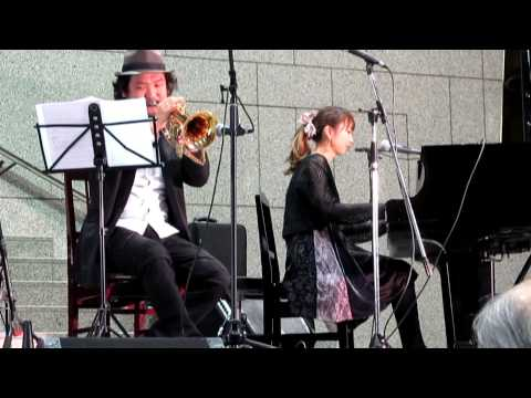 音楽の街かわさき銀杏並木の音楽会2014年 篠塚ゆき他