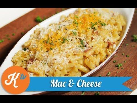 Macaroni & Cheese Recipe | PHILIP MIMBIMI - YouTube