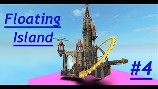 ROBLOX velocità Build / Floating Island Steampunk / parte 4