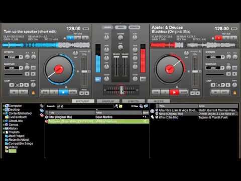 Virtual DJ  EDM Mix 2 DJ TIAMEN