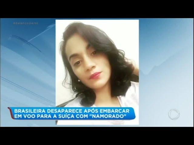 Família procura por brasileira que desapareceu após desembarcar na Suíça