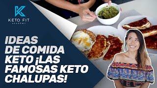 Keto Chalupas! - Recetas Dieta Cetogenica