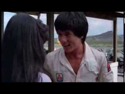 Jackie Chan - The Cannonball Run 2  - Fight Scenes