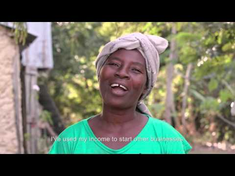 The Haiti Hope Project: Message in a Mango