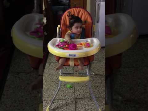Ditvi baby in high chair
