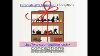 Corporate Gifts Bangalore Conceptions