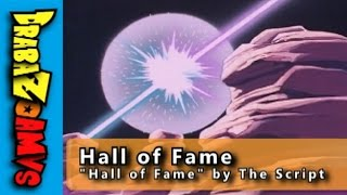 Repeat youtube video AMV - Hall of Fame - DBZ - An Inspirational Goku Tribute