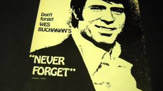 "Wes Buchanan ""Warm Red Wine"""