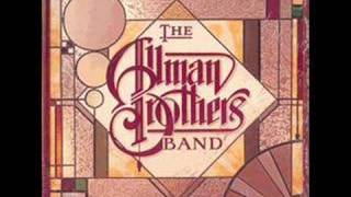 Crazy Love - Allman Brothers Band