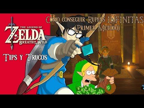 The Legend of Zelda: Breath of the Wild | Tips y Trucos | Como  conseguir Rupias INFINITAS