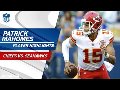 Every Patrick Mahomes Play vs. Seattle | Chiefs vs. Seahawks | Preseason Wk 3 Player Highlights