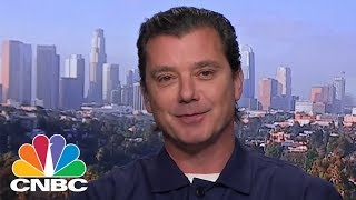 Bush Frontman Gavin Rossdale Talks Spotify IPO, Streaming, And The Music Industry | CNBC