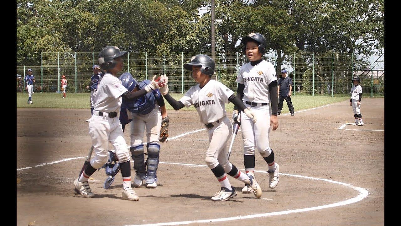 【学童野球】 今週のナイスプレー 8月13〜15