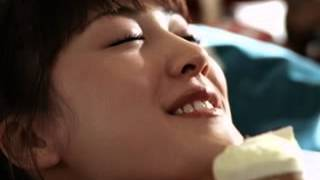 2008年 綾瀬はるか 江崎グリコ ジャイアントコーン(うっとりコーン篇)