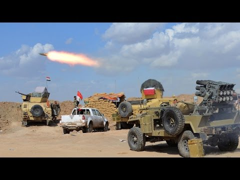 Iran Takes Leading Role on Road to ISIS-Held Tikrit