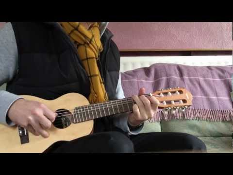 Guitalele Tuning and with Rolling Stones .MOV