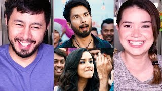 BATTI GUL METER CHALU | Shahid Kapoor | Shraddha Kapoor | Trailer Reaction!