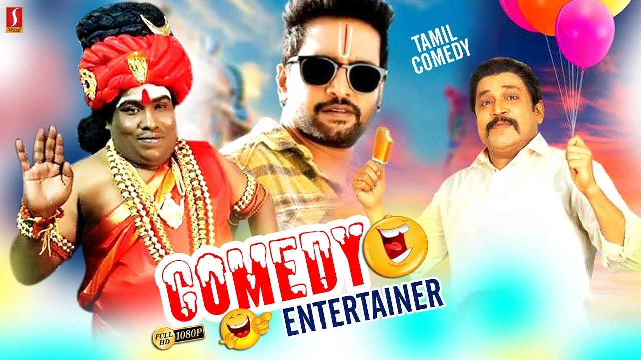 Funny Scenes 2020 Best Non Stop Tamil Comedy 2020 Comedy Collection New Upload 2020 HD
