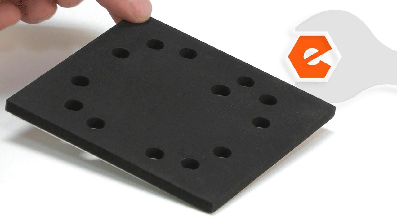 Sander Repair - Replacing the Sander Pad (DeWALT Part # 151284-00SV)