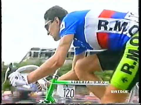 Campionato del Mondo 1991 - Stoccarda [G.Bugno/S.Rooks/M.Indurain]