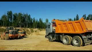 видео купить щебень в Одинцовском районе