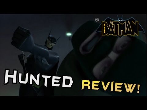 Beware the Batman: Review Hunted Episode 1