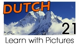 Learn Dutch Vocabulary with Pictures - Describing the World Around You