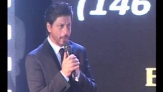 Shah Rukh Khan conferred with Indian cinema's highest award