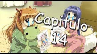 Kanon Novela Visual - Capitulo #14 - Bullying gratis para Nayuki y Makoto! xD