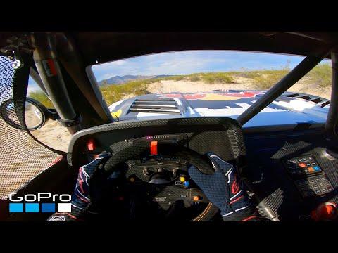GoPro: Andy McMillin's Trophy Truck Raw Run in Baja
