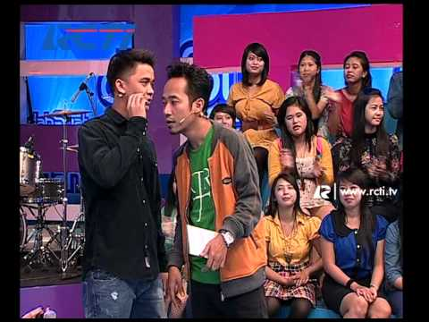 Dahsyat, 2 January 2014, Billy dan Syahnaz Truth or Dare (Best Moment 2013)