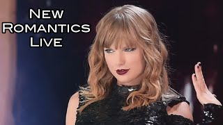 Gambar cover Taylor Swift live New Romantics 2018 in Texas