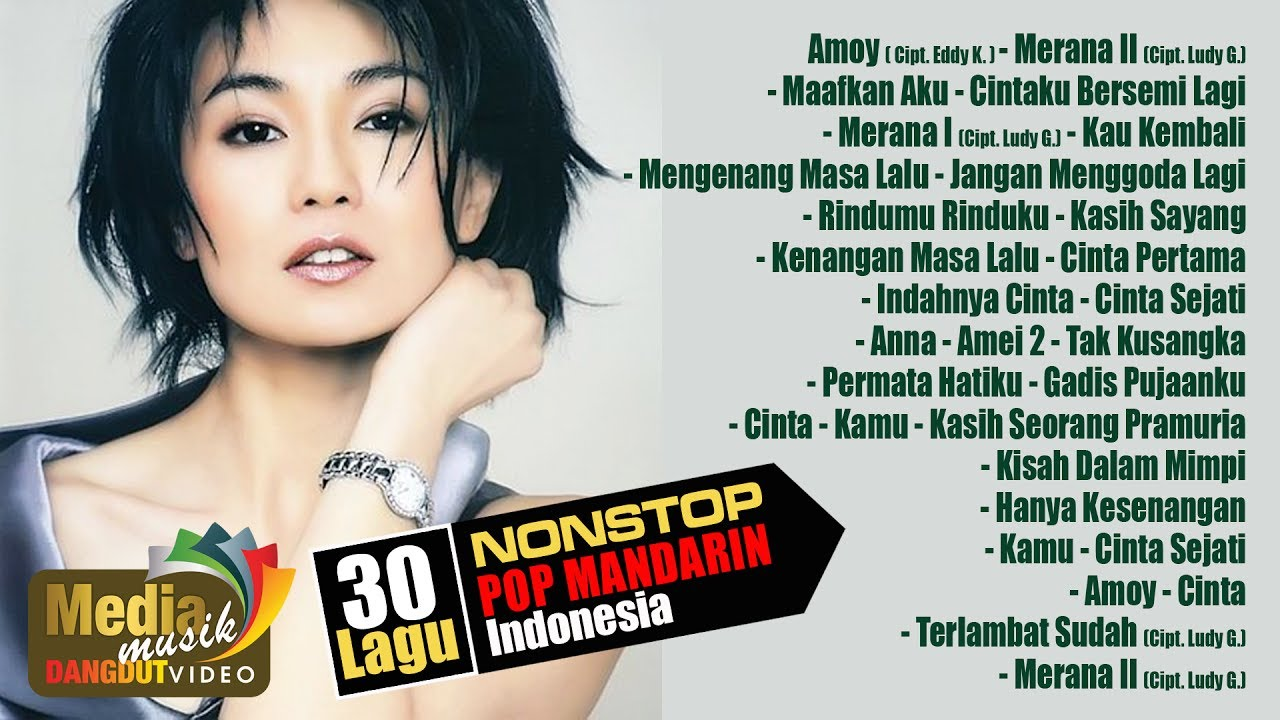 Download All Artist - Non Stop Pop Mandarin Indonesia Side A [COMPILATION]