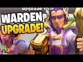 GRINDING EVENTS TO UPGRADE THIS WARDEN! - Let's Play TH11 - Clash of Clans