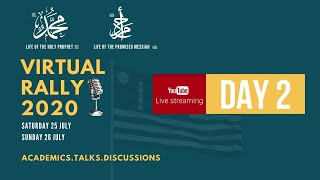 National MKA UK Virtual Rally 2020 - Day 2
